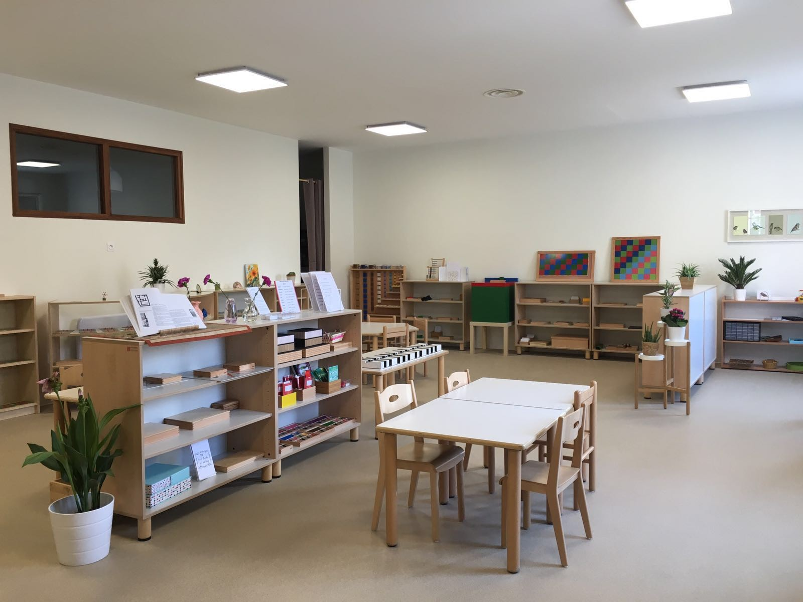ecole petite section Beautiful Minds Ecole bilingue montessori