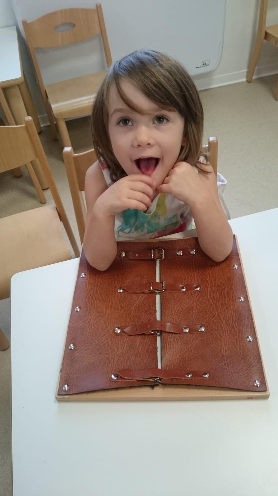 anglais maternelle - Ecole internationale bilingue Beautiful Minds - école Montessori